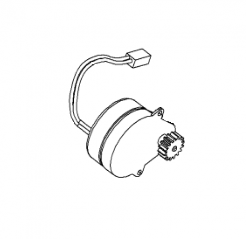 90217 12 Volt Drive Motor with Plug (100238181)