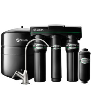 AO Smith 4-Stage Reverse Osmosis with Remineralization Water Filter