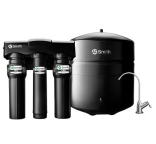 AO Smith 3-Stage Reverse Osmosis System with Claryum